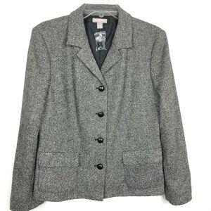 Nordstrom | Women's Twill Blazer Size 8